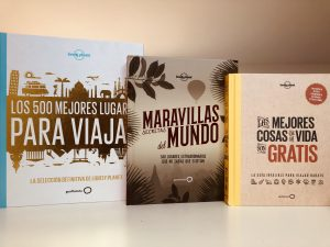 Libros Lonely Planet